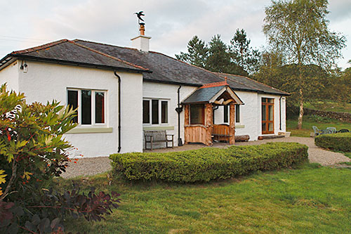 Longshot Self Catering Holiday Cottage Galloway Sw Scotland